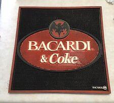 Rubber Wetstop Bar Drip Mat Runner for BARCARDI /& cola