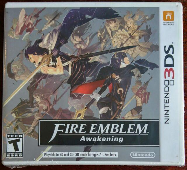 Fire Emblem Awakening - 3DS (NTSC)(Sealed)
