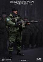 Dam Damtoys 1/6 Scale 12 Elite Russian Airborne Troop Vdv Pkp Gunner 78025