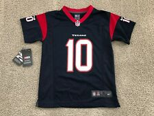 Deandre Hopkins Houston Texans NFL Youth 8-20 Navy Home Mid-Tier Jersey
