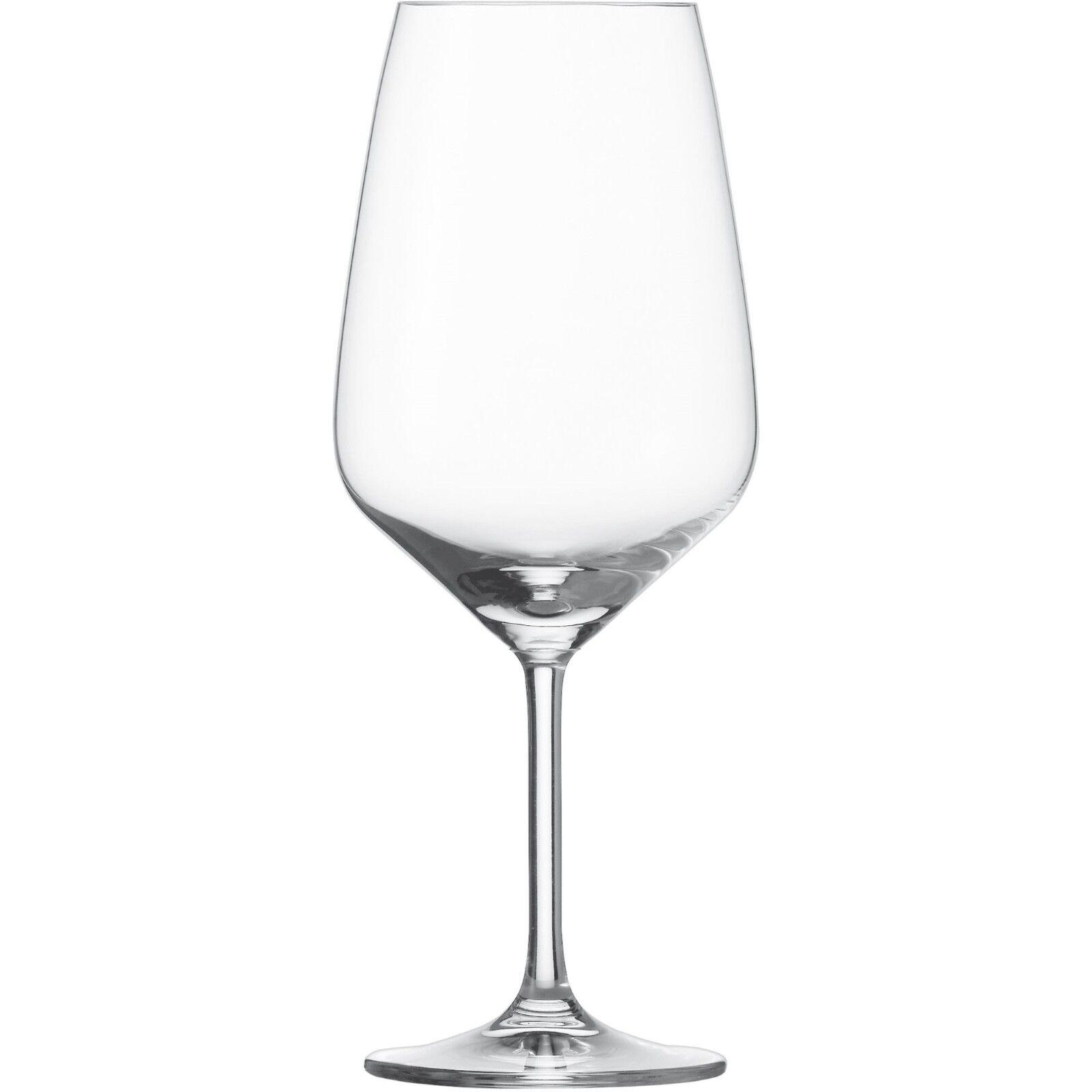 Schott Zwiesel - Taste Bordeaux - 12 coupes dégustation - Tritan - Revendeur