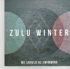 (CV124) Zulu Winter, We Should Be Swimming - 2012 DJ CD