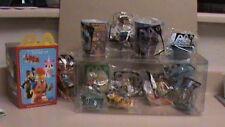Lot of 15 2013-14 McDonalds HappyMealToys: LEGO MOVIE, TMNT, ADVENTURETIME, OZ--