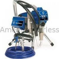 Graco Ultra Max Ii 495 Stand Airless Paint Sprayer 249915