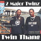 Twin Thang by 2 Major Twinz (CD, Oct-2003, Grant Boy Entertainment)
