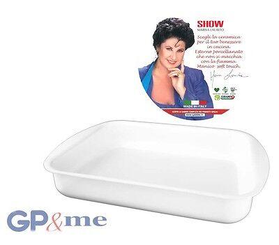 Gp&me - Lasagnera Antiaderente Ceramica Da 31x23 Cm