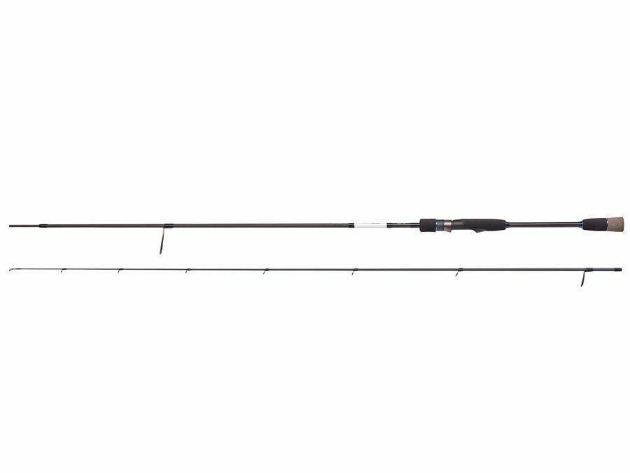 DAM Effzett Microflex 1,90-2,70m Ultra light Sensitive Spinning Canne da pesca