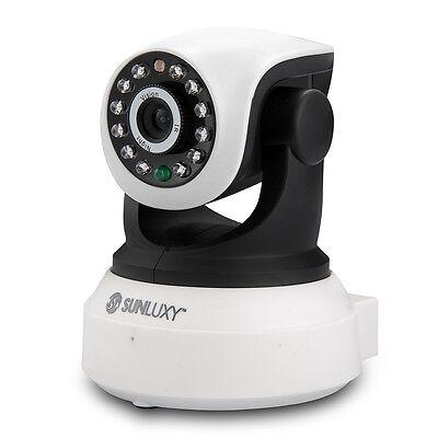 LOT1/2CCTV Wireless Wifi 720P HD H.264 P2P 1MP IP Network IR Security Camera P/T