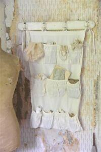 Jeanne-d-Arc-Living-Organizer-JDL-Creme-Utensilo-Spitze-Shabby-Vintage