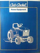 Cub Cadet 401 54 Push Plow Blade Implement Super Garden Tractor Parts Manual