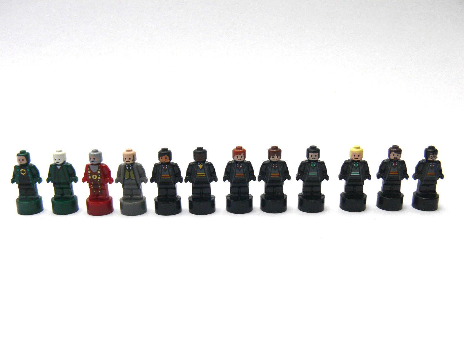 Lego ® Harry Potter Potter Potter ™ 12x Nano personnages 71043 UCS Poudlard entre autres, Dumbledore Tout Neuf 315c18