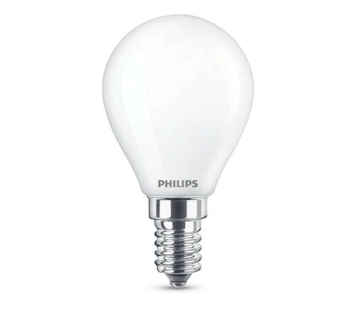 Philips LEDClassic P45 E14 Tropfen 2.2W 360° 2700K Matt wie 25W