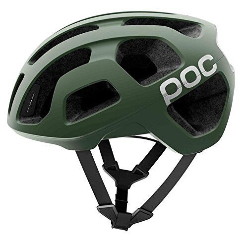 POC Octal Raceday Bicycle Cycling Helmet Septane Green, Size Large