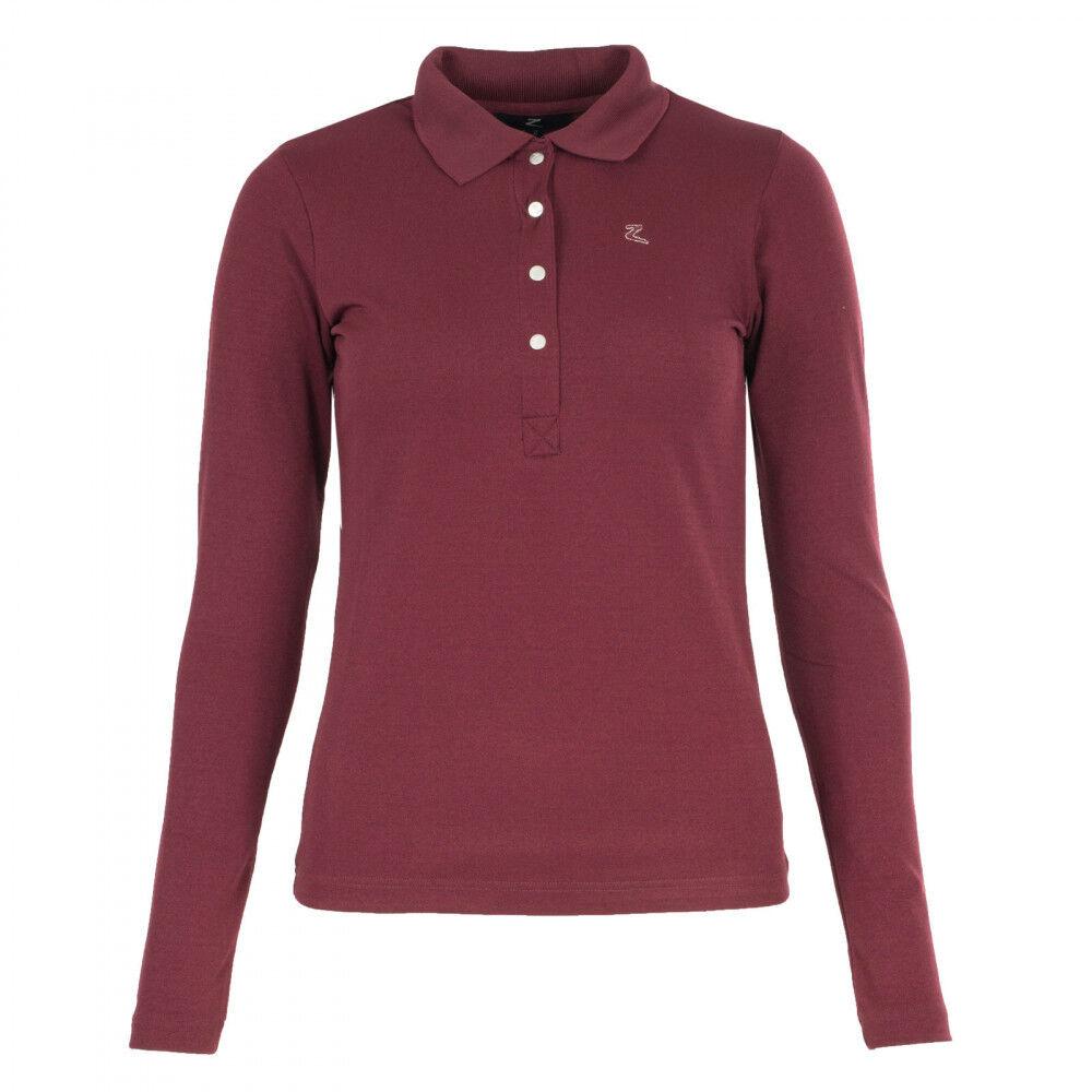 Horze Carolena Technical Pique shirt