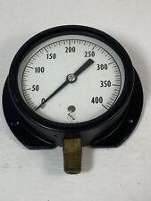 Ashcroft Amc 4289 Pressure Gauge 0 400 Vintage