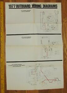 Johnson 1977 Outboard Wiring Diagram For The 4 HP C.D ...