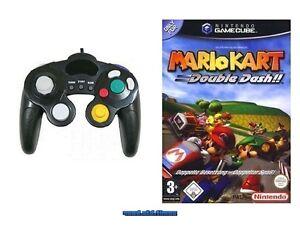 ## Mario Kart Double Dash (Deutsch) + Control Pad Nintendo GameCube GC  - TOP  #