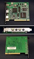 Pinnacle Systems - Carte Encodage MPEG DC10+ (VCD + SVCD) + Logiciel de montage