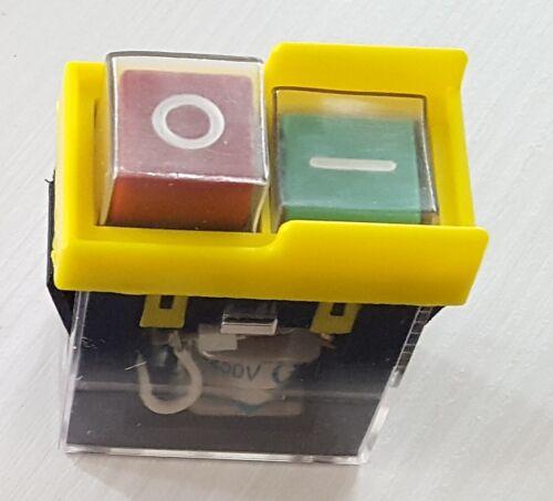 Schalter Ersatzschalter passend für REXON DB460A Bandschleifer Tellerschleifer