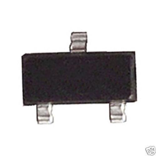 On Semi NPN Silicon 65V//100mA SOT-23 BC846BLT1,100pcs