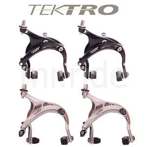 Tektro R559 Long Reach Arm Bicycle Road Caliper Brake 55-73mm Front//Rear//Sets