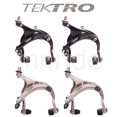 Tektro R559 Long Reach Arm Road Caliper Brake 55-73mm Front//Rear//Sets Silver