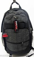 Tony Hawk Roundabout Twisted Limestone Backpack Bookbag 19x12x7