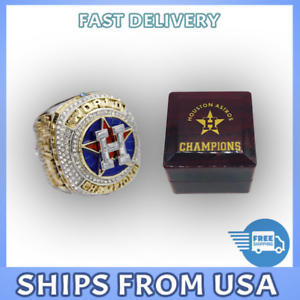FROM-USA-Houston-Astros-2017-Ring-MLB-World-Series-2018-Championship-Official