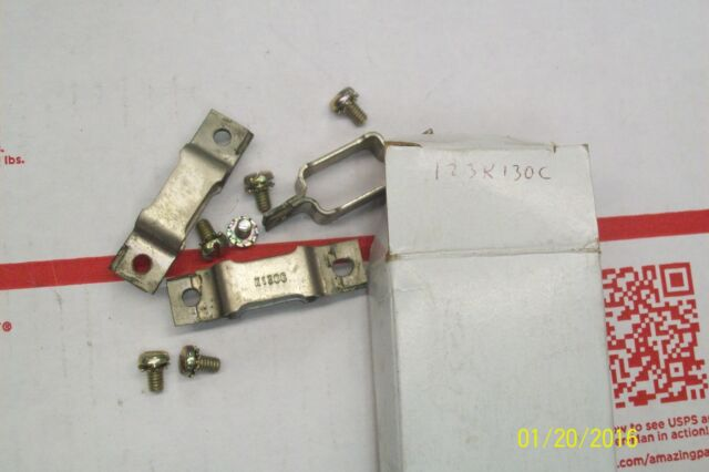 *BOX OF 3* NEW GE OVERLOAD HEATER MOTOR STARTER ELEMENT CR123C087A