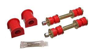 Energy-Suspension-7-5109R-Sway-Bar-Bushing-Set-Fits-86-97-D21-Pickup-Hard-Body