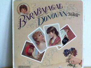 DONOVAN-LP-BARABAJAGAL