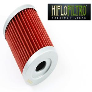 Oil Filter For 1991 Suzuki LT-F250 QuadRunner ATV~Hiflofiltro HF132
