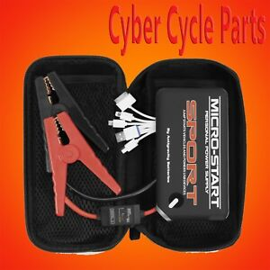 Antigravity Batteries Micro-Start Sport Jump Starter Personal Power Supply