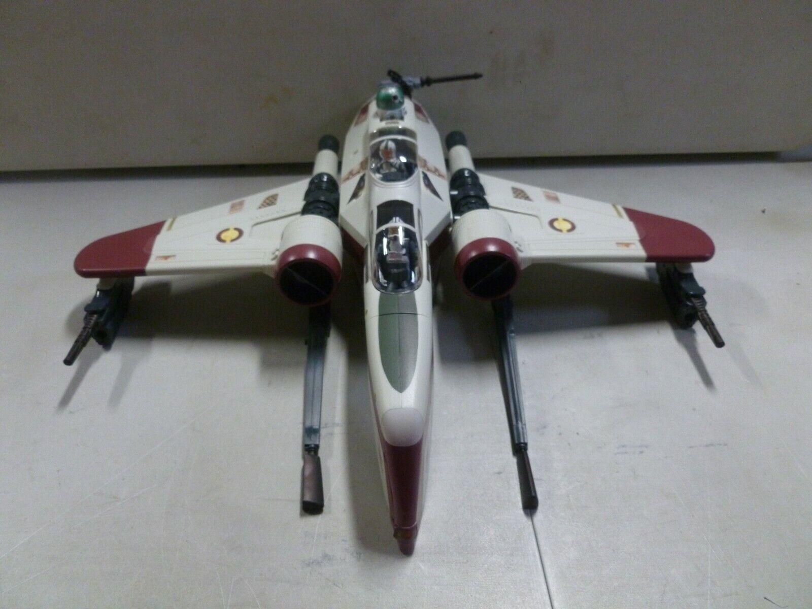 promociones de equipo Estrella Wars Ataque De Los Clones Clones Clones gunhip  Ahorre 35% - 70% de descuento