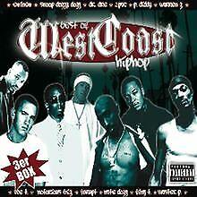 Best of Westcoast Hip Hop von Various   CD   Zustand gut
