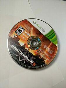 Crackdown 2 (Microsoft Xbox 360, 2010) ! Free Shipping!