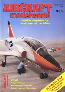 AIRCRAFT MODEL WORLD MAGAZINE 1984 SEP VOUGHT F4U CORSAIR SOPWITH PUP - <span itemprop=availableAtOrFrom>Peterborough, United Kingdom</span> - Returns Accepted Most purchases from business sellers are protected by the Consumer Contract Regulations 2013 which give you the right to cancel the purchase within 14 days after the - Peterborough, United Kingdom