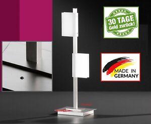 Honsel-51002-Lienzo-LED-Tischleuchte-Buero-Leuchte-Lese-Lampe-dimmbar-Chrom-Licht