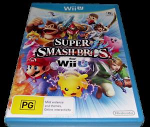 Super Smash Bros Nintendo Wii U Pal