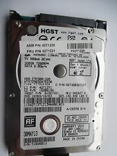 HGST Travelstar 7K500 320 GB,Intern,7200 RPM,6,35 cm (2,5 Zoll)...