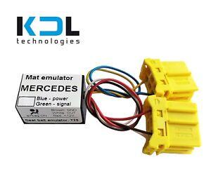 Emulatore-del-Sensore-di-Presenza-del-Sedile-adatto-Mercedes-S-W220-1998-2001