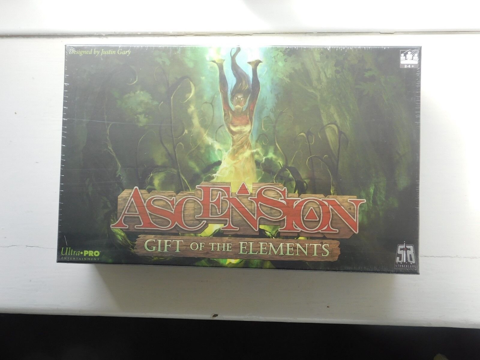Ascension Card Game  Gift Of Elements