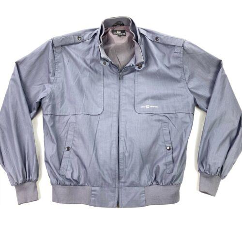 Vintage 70's 80's Paco Rabanne Men's Bomber Jacket