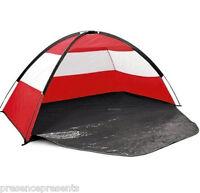 Beach Tent Sun And Rain Shelter Wind Break Holiday Event Outdoor Festival Garden