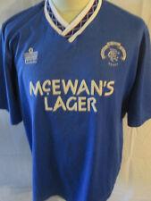 """Rangers 1990-1992 Home Football Shirt Size 46"""" /34249"""