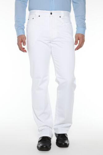 Joker Jeans Harlem Walker White 3800//1 Doctor Trousers 60° Washing Machine