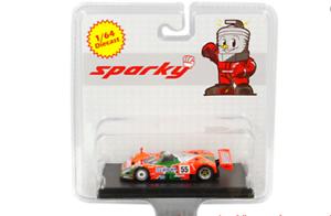 Sparky Mazda 787B #55 Winner Le Mans 1991 1//64