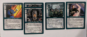 Morgan Hasek Davion RARE Battletech CCG TCG BTCCG Card Unlimited
