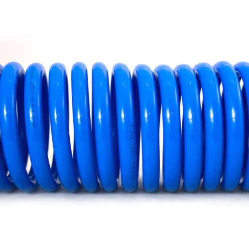 5x8x20 Druckluftschlauch Spiralschlauch Luftschlauch 5x8mm Schlauch 20m 7 bar