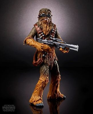 "CHEWBACCA Star Wars story Black Series NEW 6/"" han solo movie TARGET EXCLUSIVE"